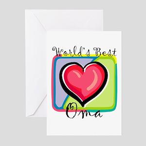 WB Grandma [German] Greeting Cards (Pk of 10)